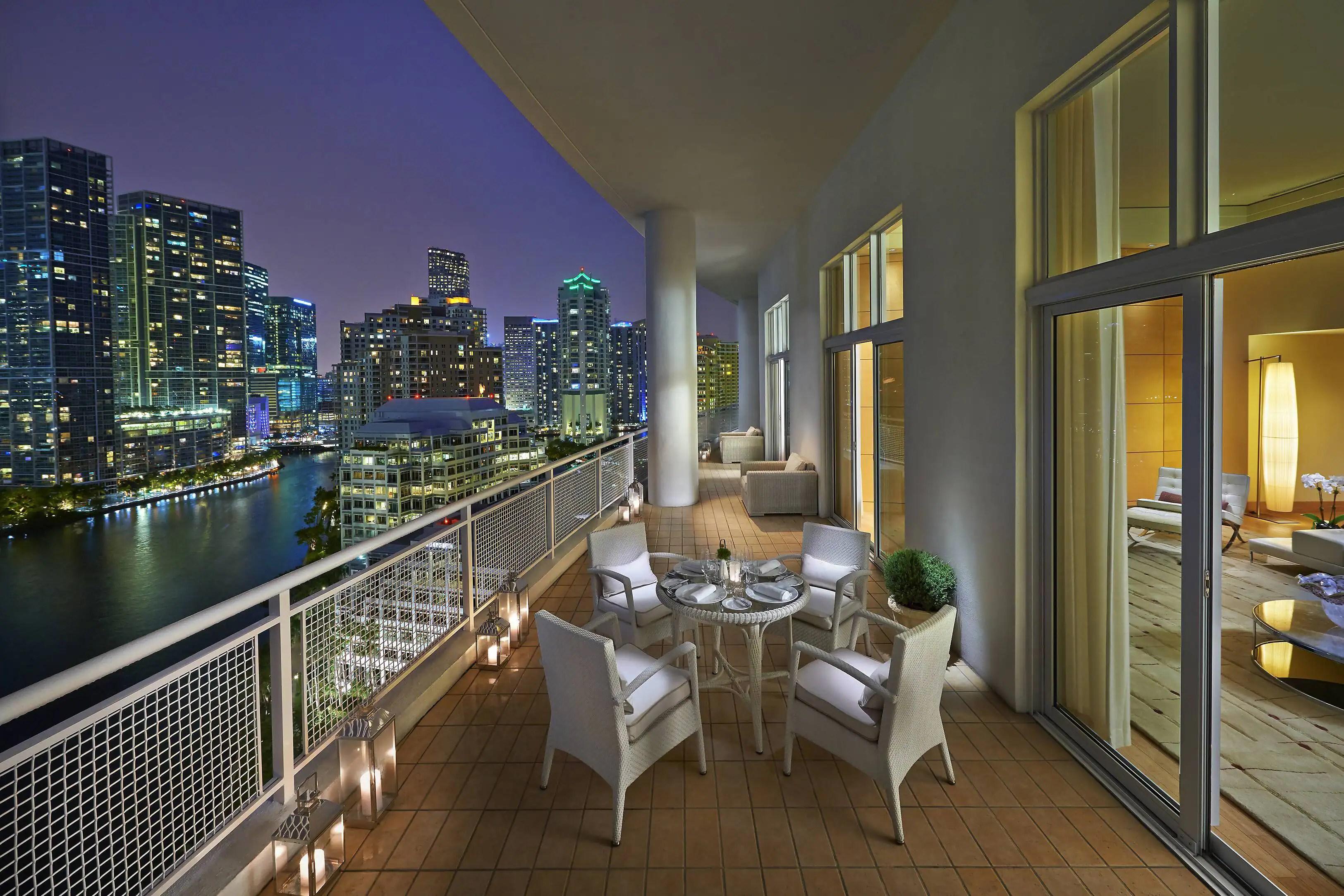 Mandarin Oriental Miami Hotel Rooms