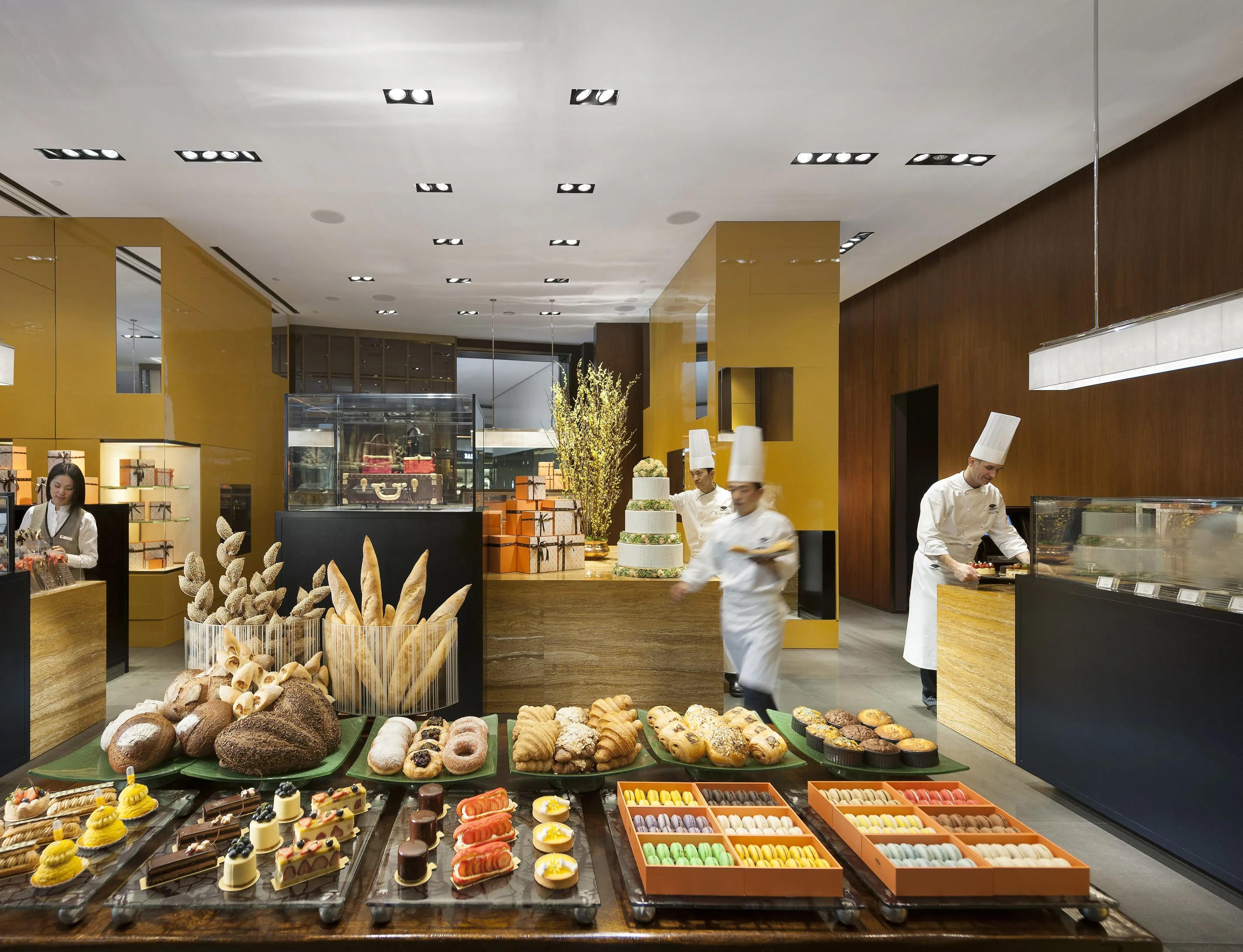 Mandarin Cake - Shops In Tianhe