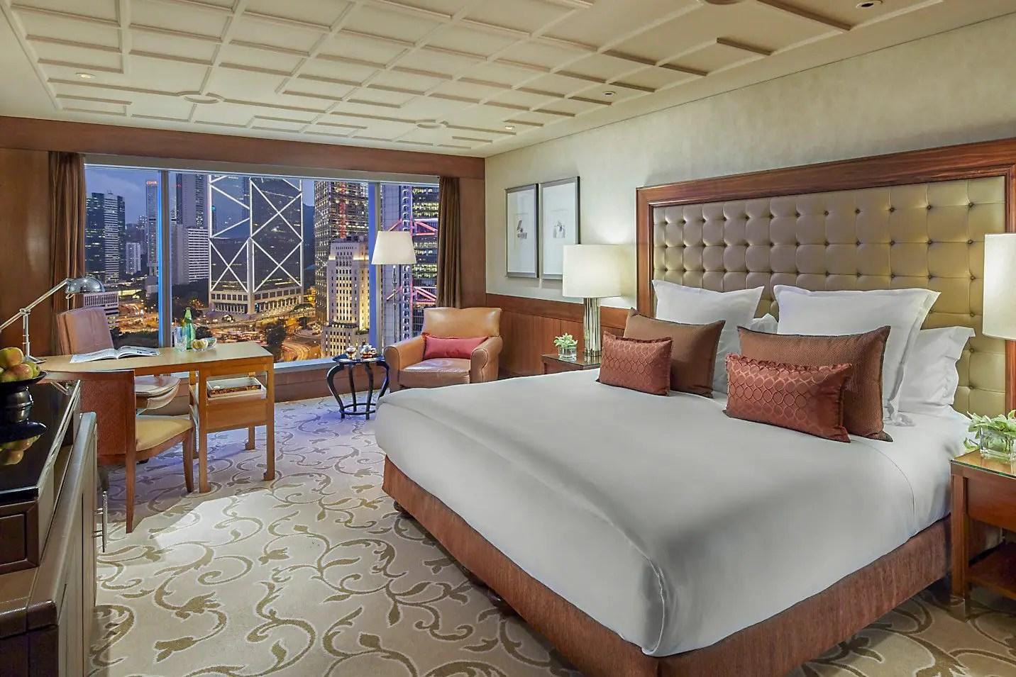 Mandarin Oriental Hong Kong Luxury Hotels