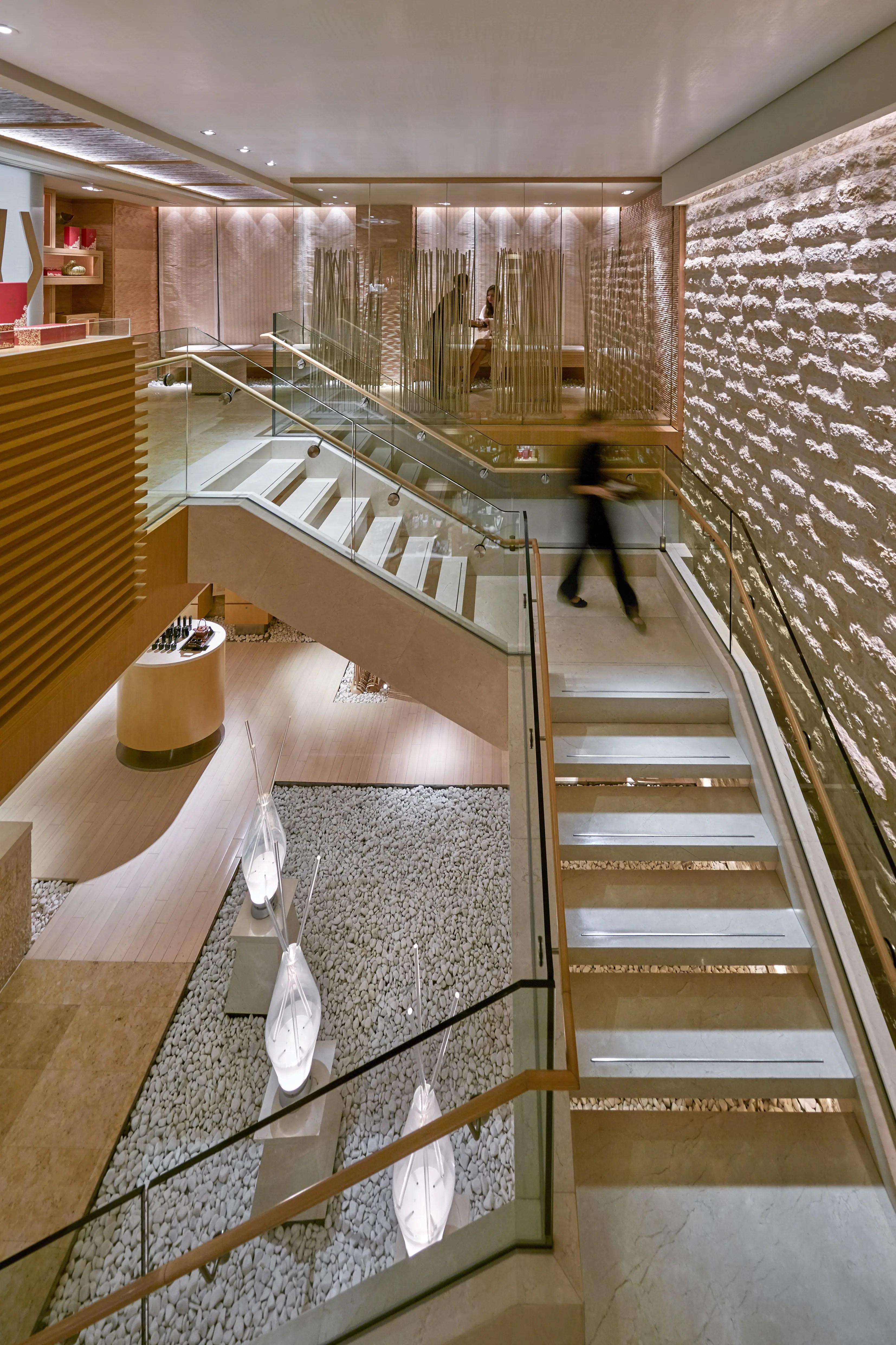 The Landmark Hong Kong Luxury Hotels Mandarin Oriental