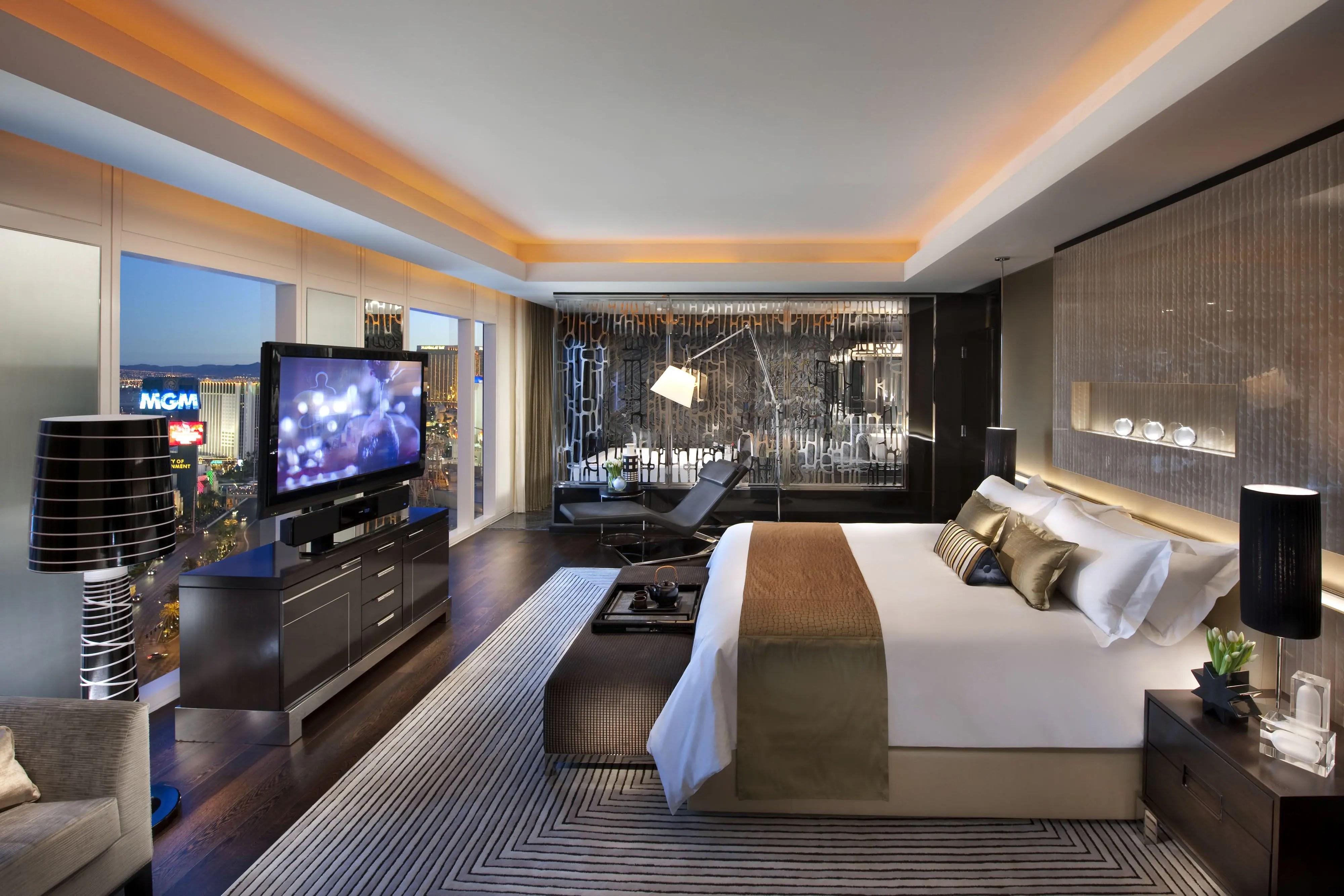 Luxury Hotels Las Vegas Strip Mandarin Oriental