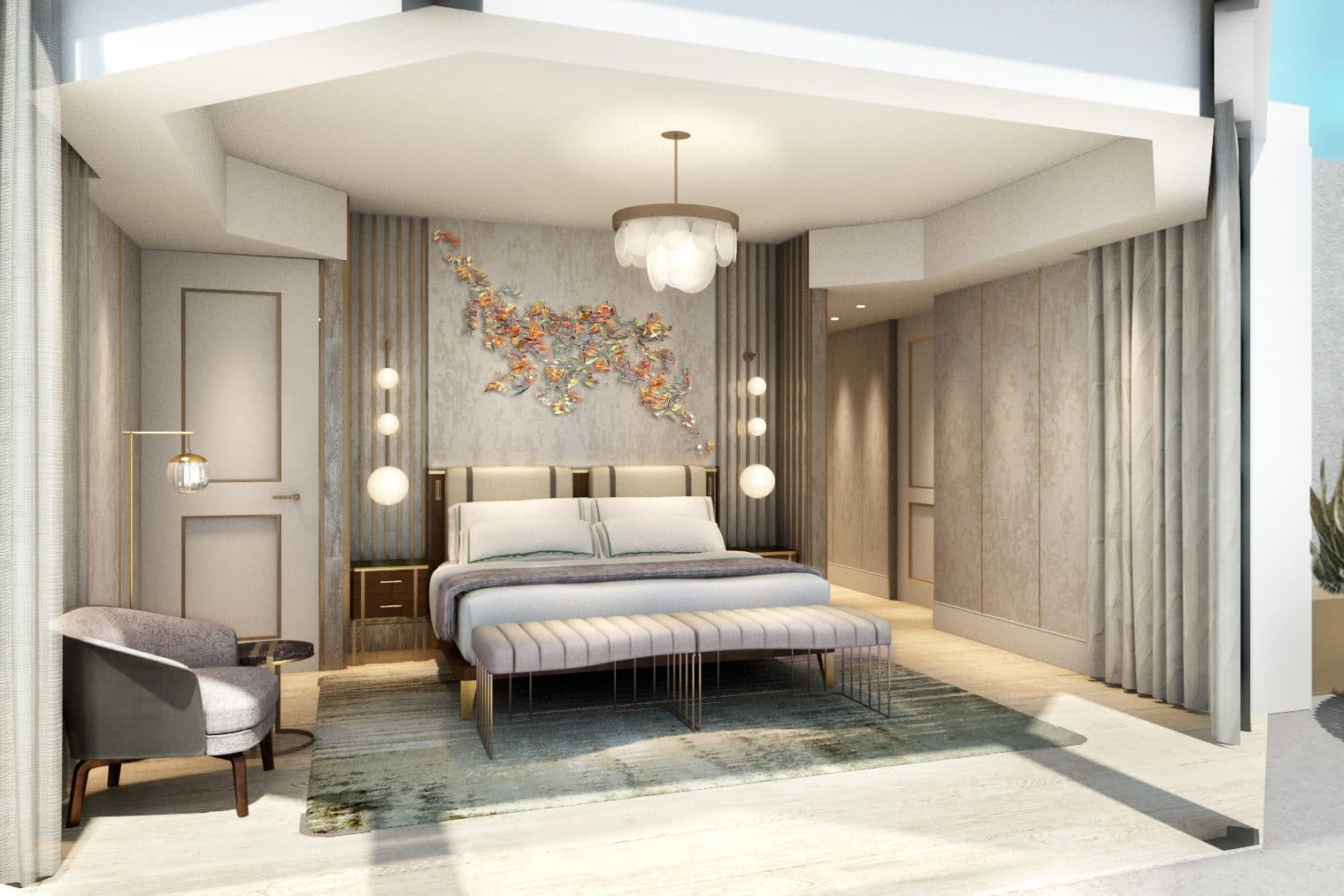 Luxury Accommodations Near Hyde Park Mandarin Oriental