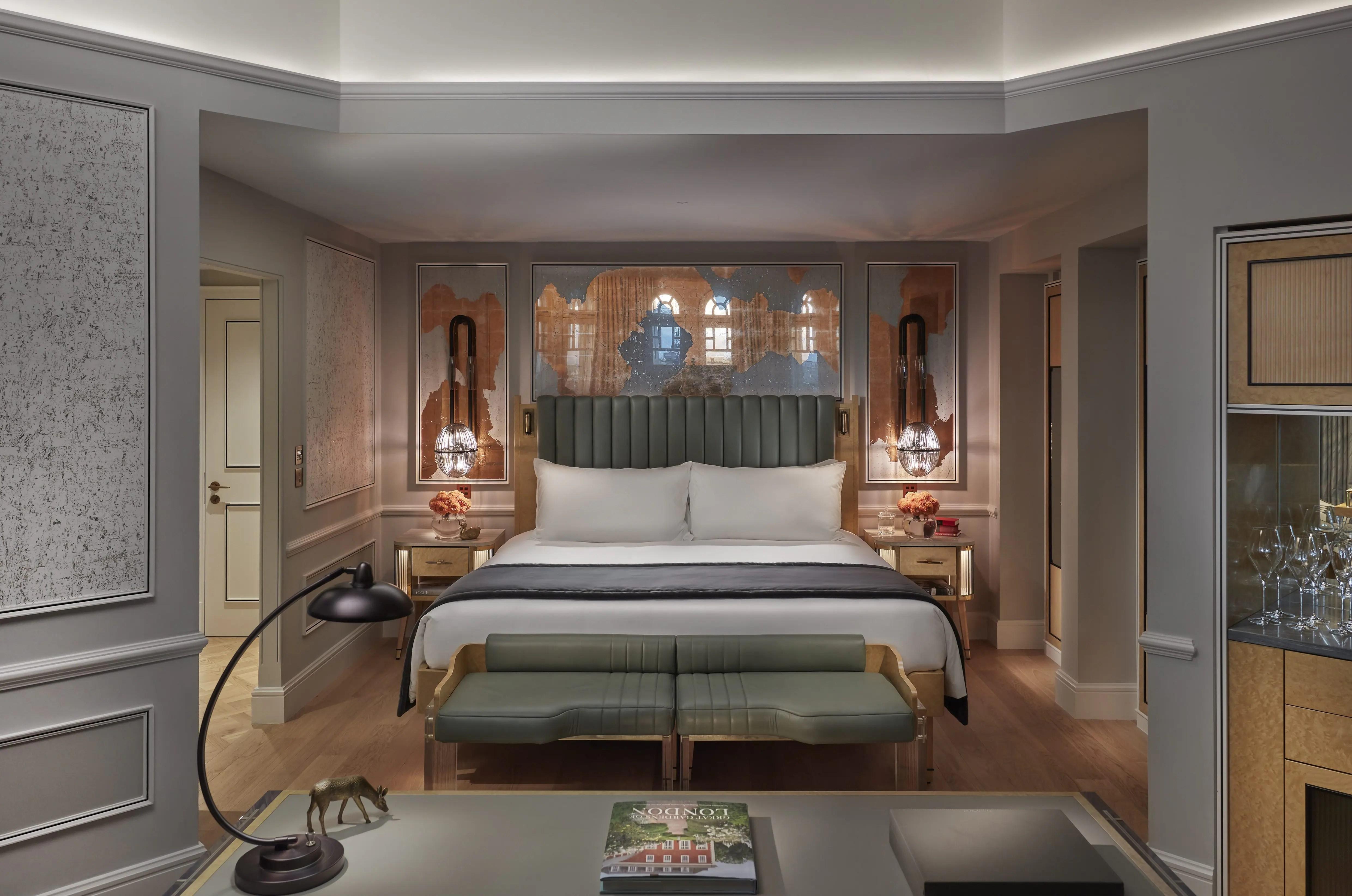 Luxury Hotels London  Renovation News  Mandarin Oriental