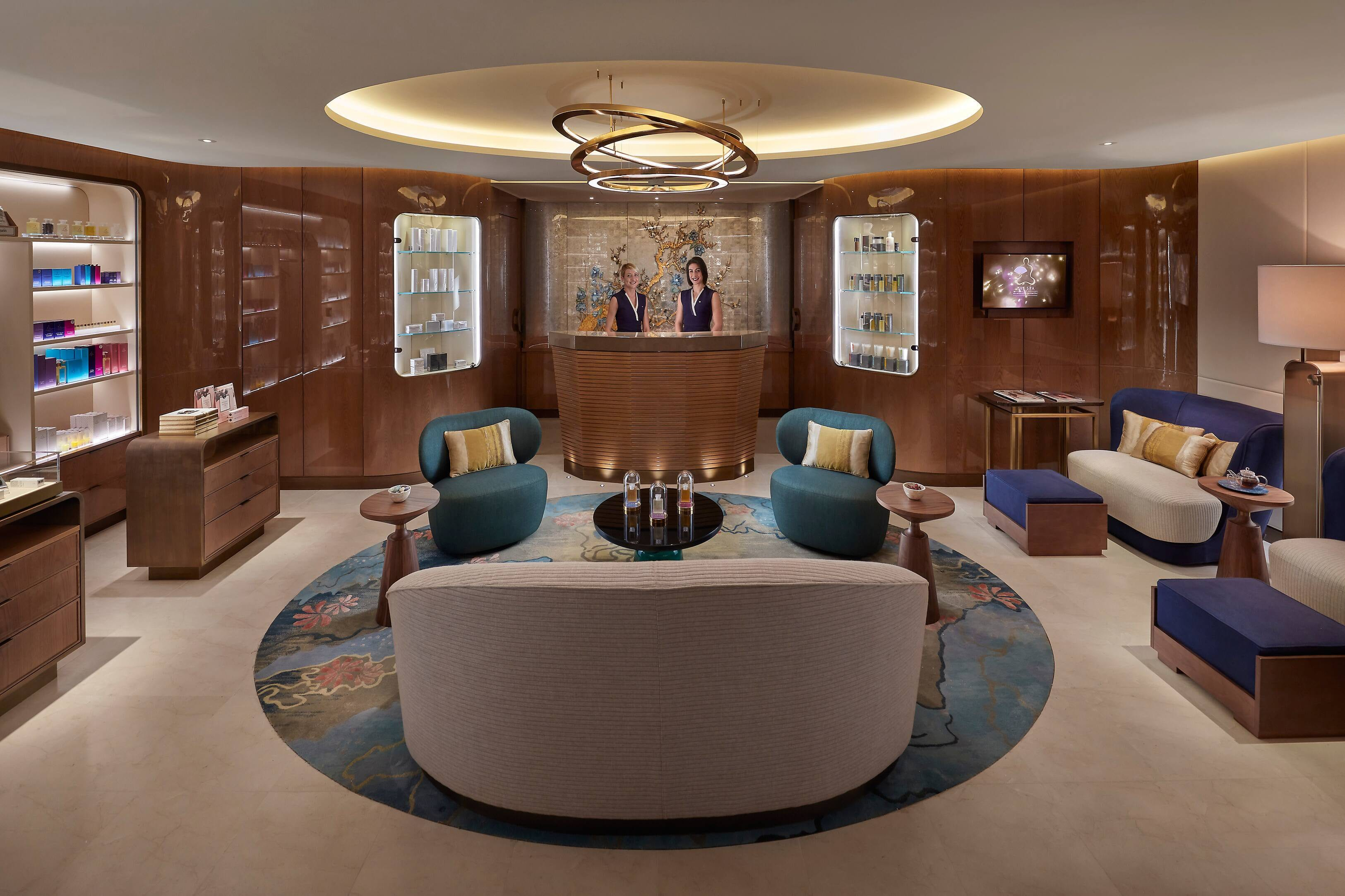 Luxury Wellness & Spa Hyde Park Mandarin Oriental London