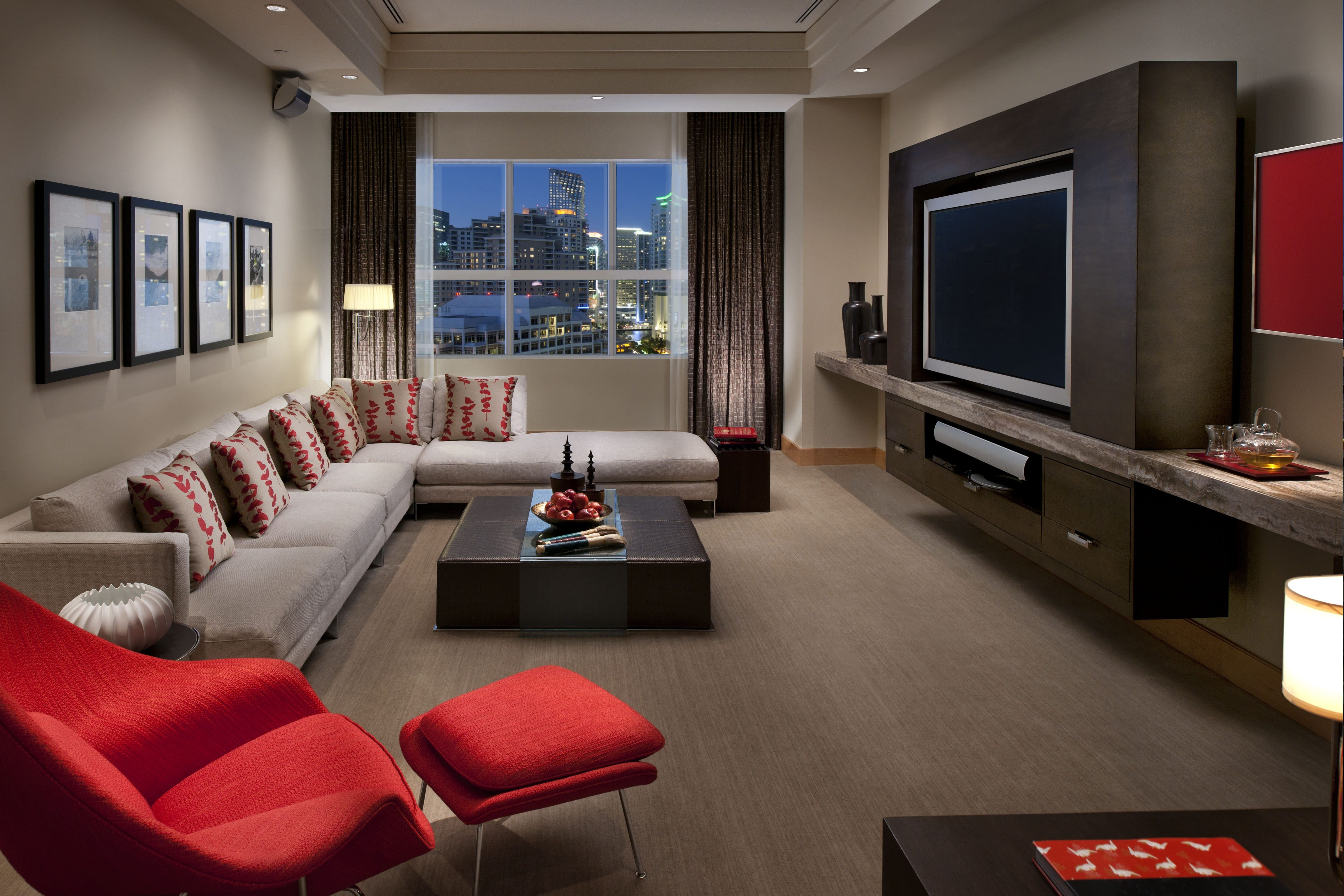 living room miami bed in ideas luxury accommodations brickell mandarin oriental
