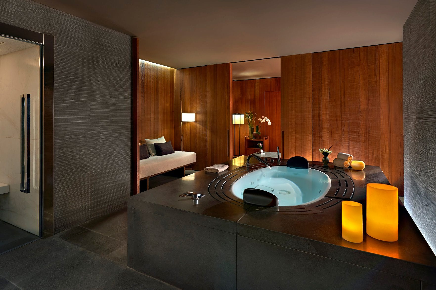 Milan Luxury Spa Treatments Mandarin Oriental Hotel Milan