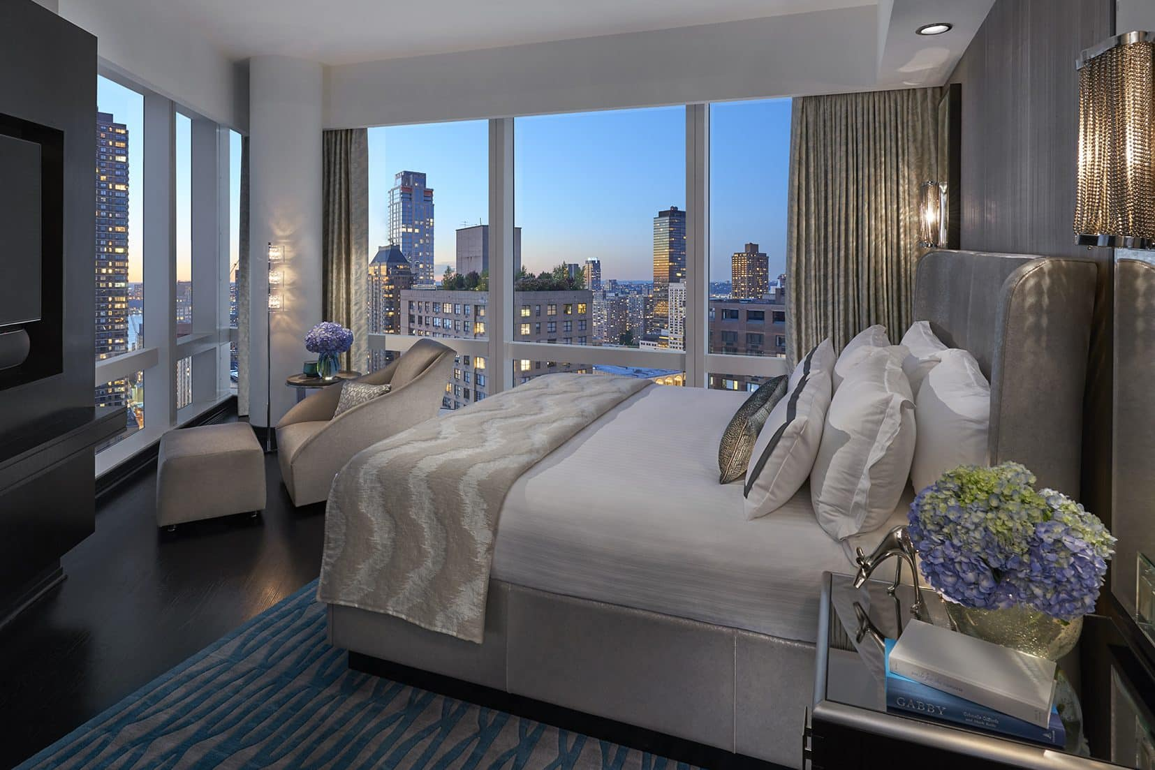 Luxury Accommodations In Manhattan  Mandarin Oriental