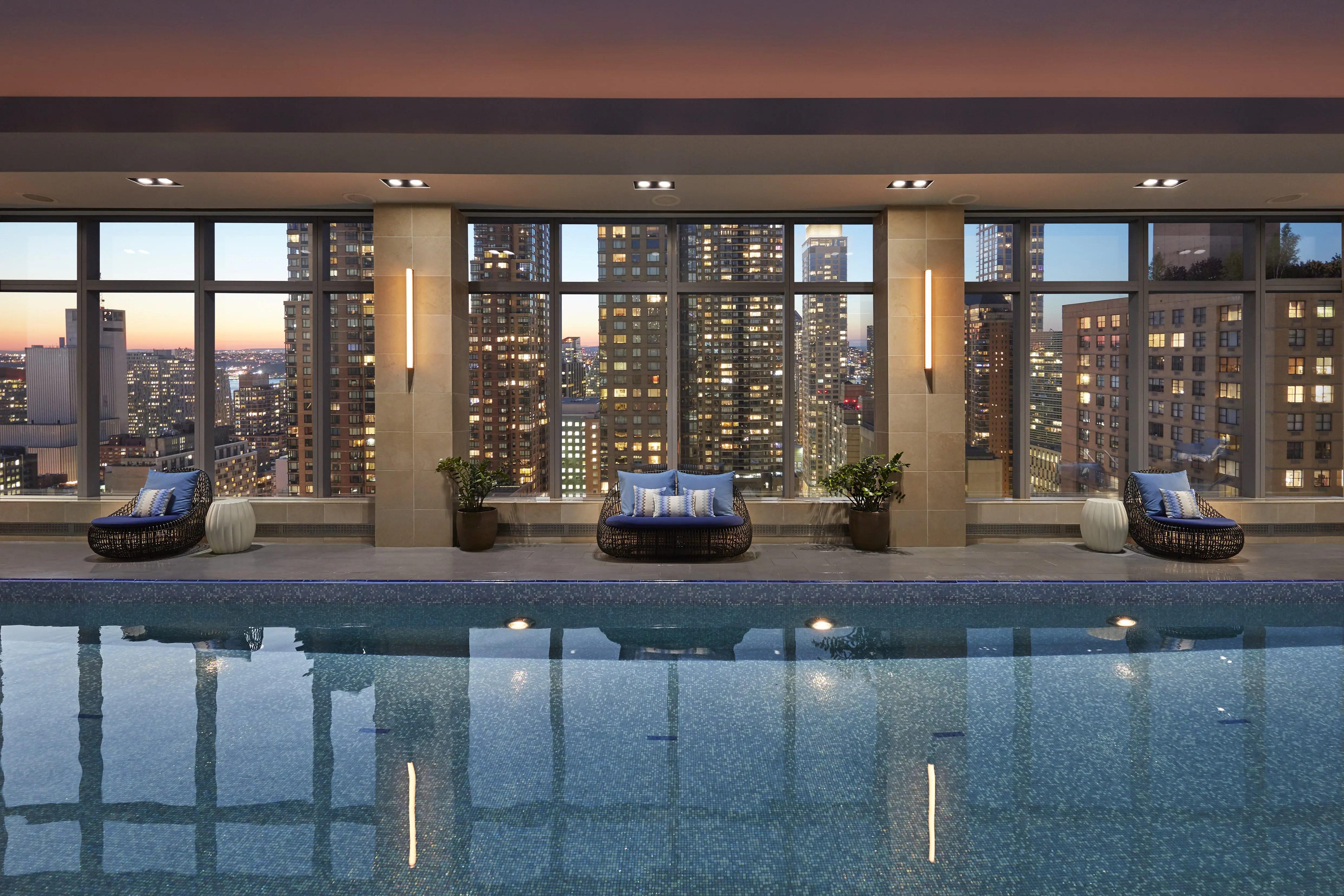 Luxury Wellness  Spa  Manhattan  Mandarin Oriental New York