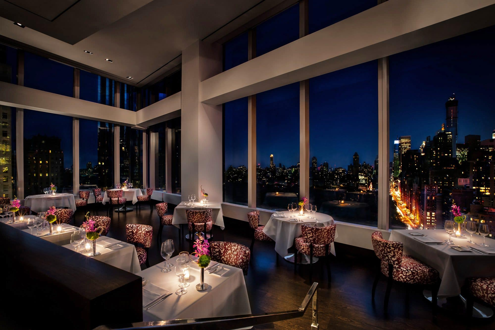 New York City Restaurant  Asiate  Mandarin Oriental New York