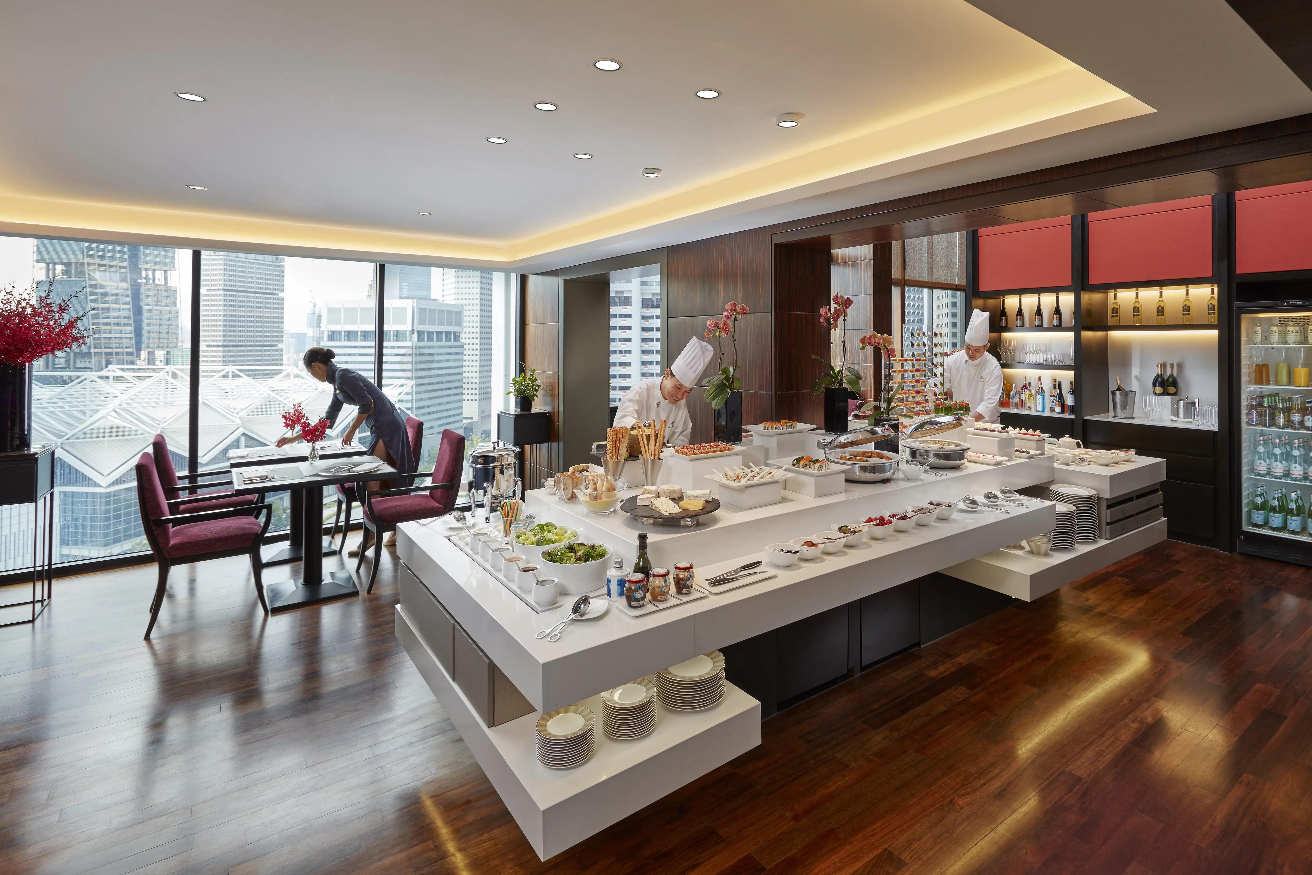 Singapore Family Friendly Hotel Mandarin Oriental Hotel