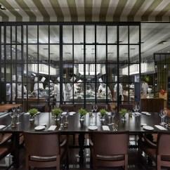 Hotel With Kitchen New York Amazon Sinks Italian Restaurant Taipei | Bencotto Mandarin Oriental ...