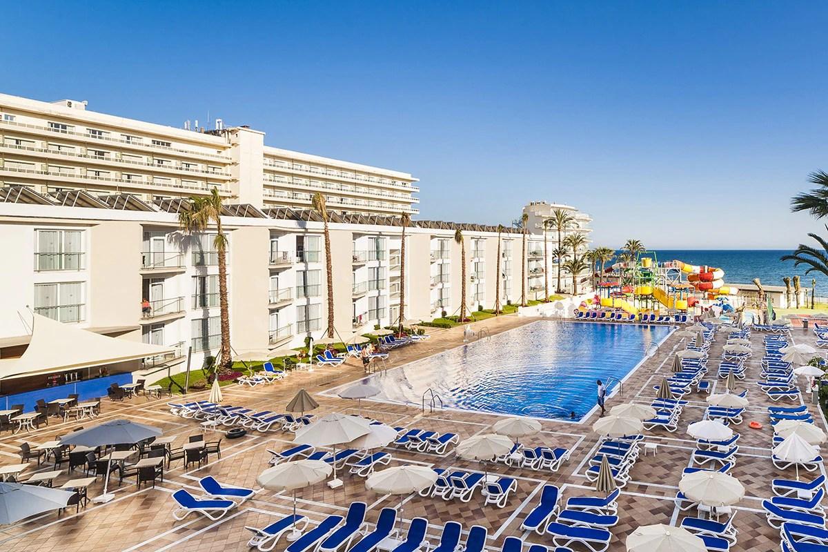 Hotel SPLASHWORLD Playa Estepona 4 Estepona Andalousie Espagne avec Voyages Leclerc  TUI