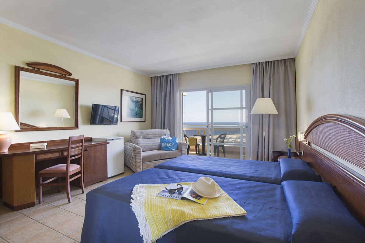 Chambre Simple Chambre Double Difference Club Marmara Tenerife