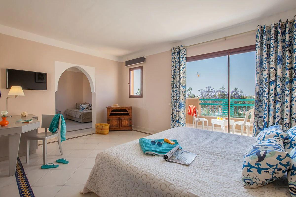 Club Marmara Madina 4 Marrakech Maroc avec Voyages Leclerc  TUI  Marmara  Look ref 7828