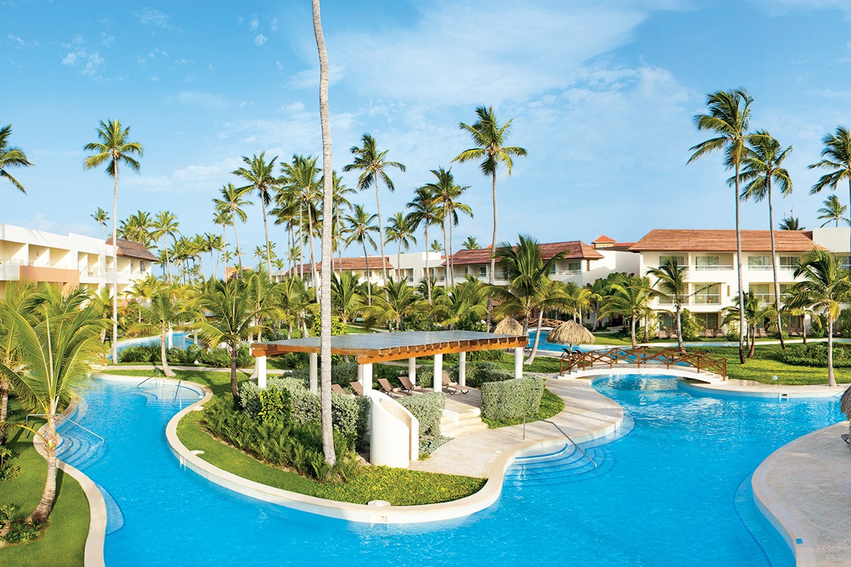 Piscine Tropic Junior Hôtel Secrets Royal Beach Punta Cana Tui