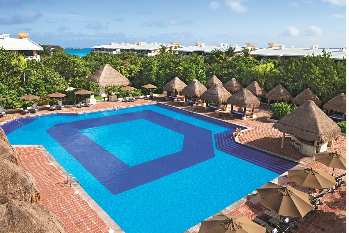 Piscine Tropic Junior Hôtel Now Sapphire Riviera Cancun Tui