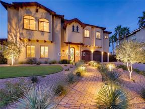 Property for sale at 18 Rue Grimaldi Way, Henderson,  NV 89011