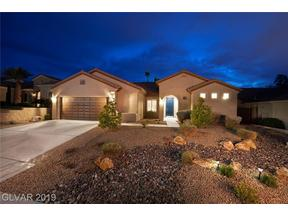 Property for sale at 2237 Merrimack Valley Avenue, Henderson,  Nevada 89044