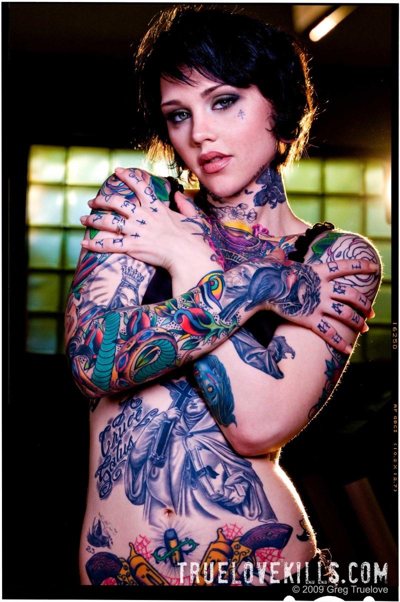 P Letter Tattoo For Girls