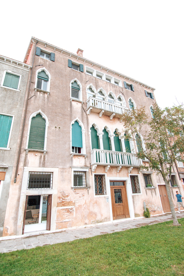 The Best Place to Stay in Venice, Italy - Hilton Molino Stucky - The neighborhood surrounding the Hilton Molino Stucky on the Island of Giudecca, Venice.