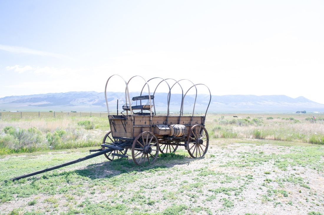 Enjoy the best City of Rocks Idaho Camping - Castle Rocks State Park.  The State Park Visitor Center in Almo provides resources and information, books and other items for sale, and an interpretive trail with covered wagons and interpretive signs about the region's history.