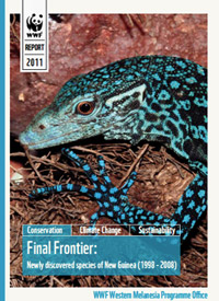 Final Frontier: Newly Discovered species of New Guinea (1998 – 2008)