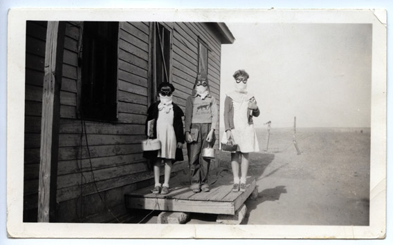 remembering the dust bowl