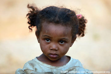 Young girl in Madagascar. Photo by: Rhett A. Butler.