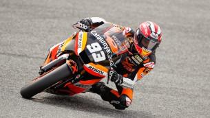 moto2 report FP1 mugello