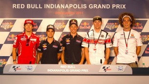 Indianapolis press conference