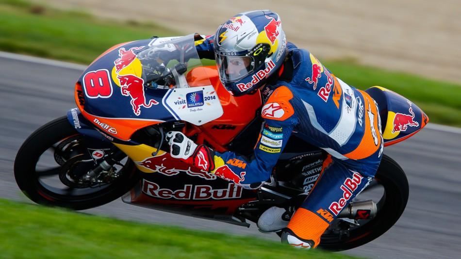 Hasil Free Practice 1 Moto3 Silverstone, 29 Agustus 2014