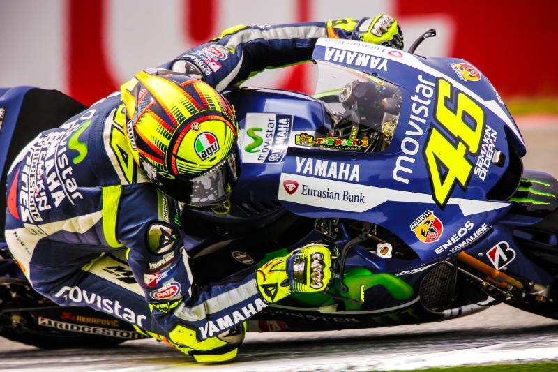 Rossi takes dramatic win after epic duel with Marquez