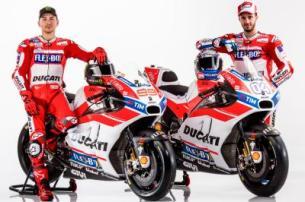Gallery Foto Tim Ducati MotoGP 2017