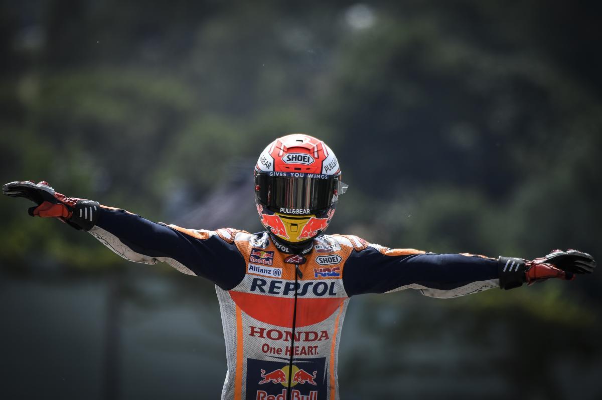 """Hasil gambar untuk Marquez: """"It Was Very, Very Tough"""""""