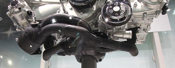 FR-S, GT86, 86, BRZ exhaust manifold
