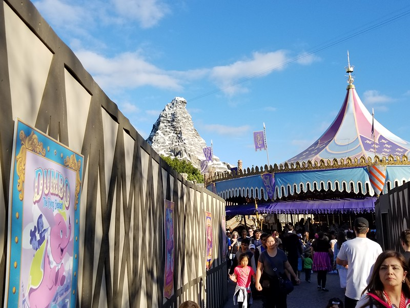 PICTORIAL: Tons of construction at the Happiest Place bringing new adventures for STAR WARS, PIXAR, and more