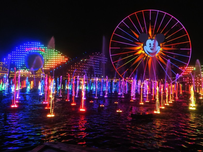 Halloween WORLD OF COLOR leaked by voice actor Bobcat Goldthwait