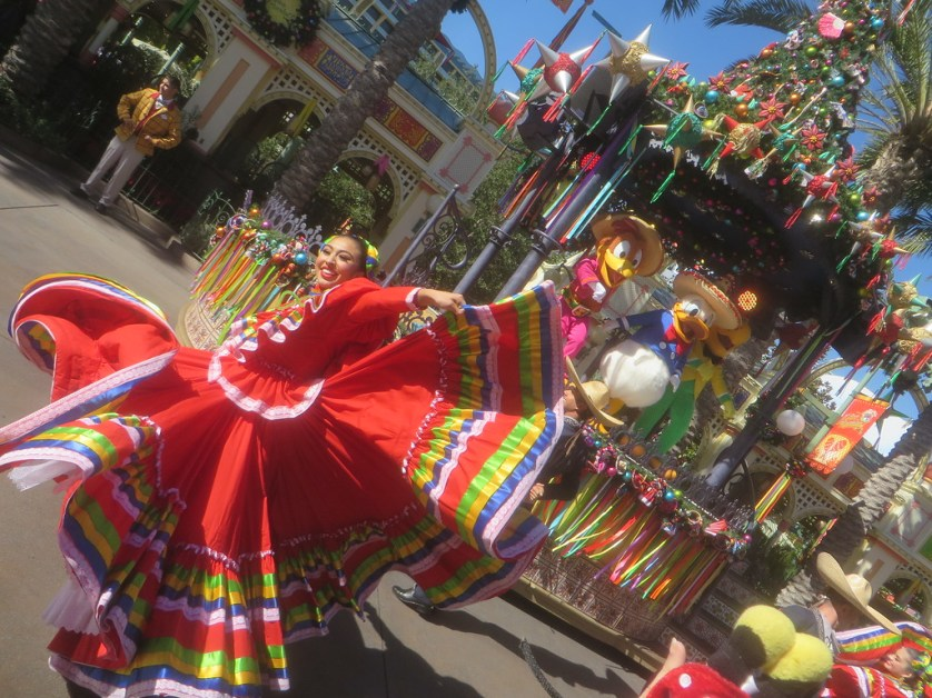 DCA: A holiday food and wine festival, Elena of Avalor cavalcade, and Pixar Play going dark