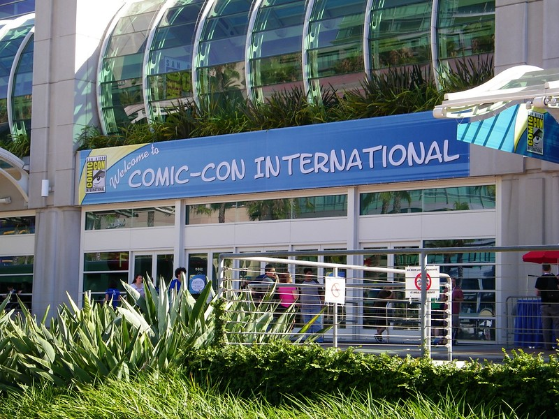 Sunday's Disney-related events for 2016 San Diego Comic-Con