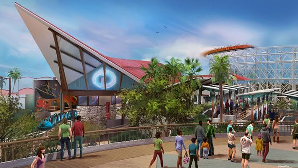 More details about the INCREDICOASTER coming to #PixarPier🎡