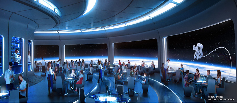 Patina Restaurant Group to operate new space-themed restaurant at EPCOT