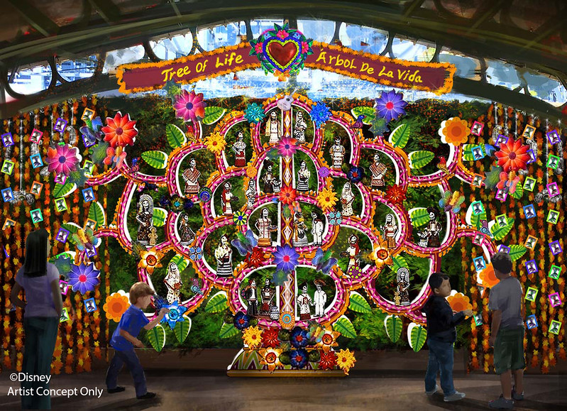More details about special DIA DE LOS MUERTOS offerings for COCO plus more Halloween Time announcements