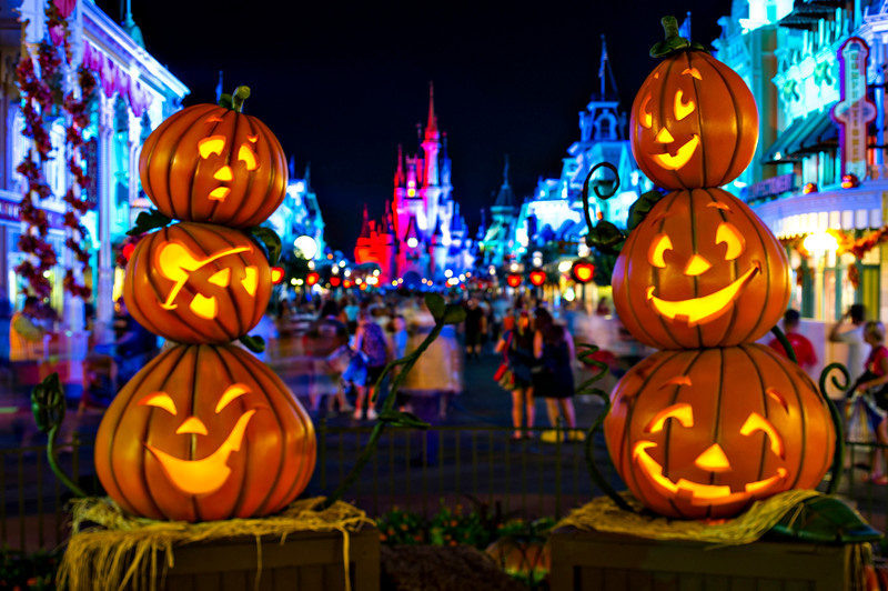 August 25th start to newly-expanded Mickey's Not-So-Scary ...