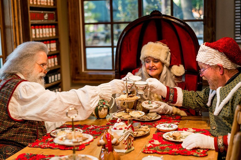Christmas in July in SkyPark at Santa's Village! One Weekend Only!