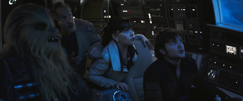 "SOLO, new TV spot worth the ""risk"""