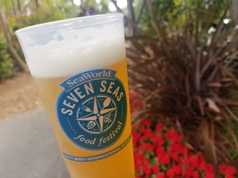 The 2019 return of 'Seven Seas Craft Beer & Food Festival' at SeaWorld; a global flavor explosion!