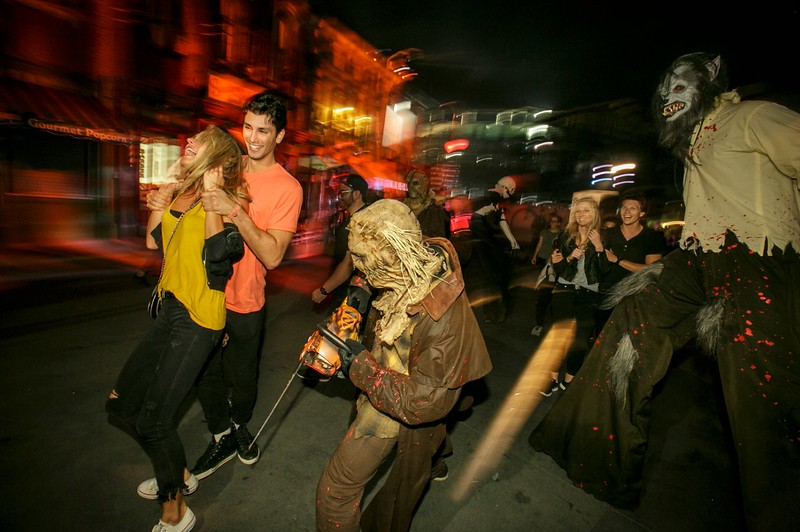 BOGO announced for Halloween Horror Nights at Universal Orlando, plus hotel package offer