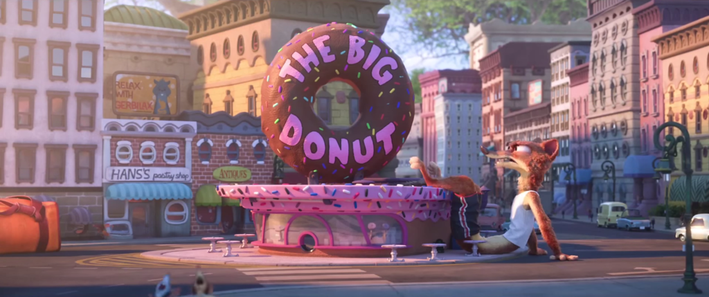 Easter Eggs For Frozen And Big Hero 6 In New Clip For