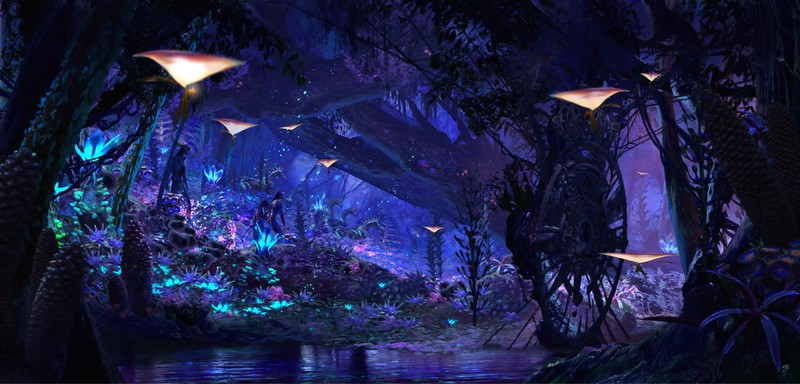 Plot details for the new attractions coming to 'PANDORA – The World of Avatar' expansion