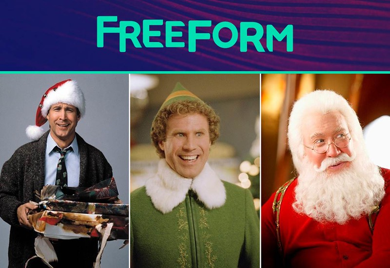 Get ready for 25 Days of Christmas returning to Freeform ...